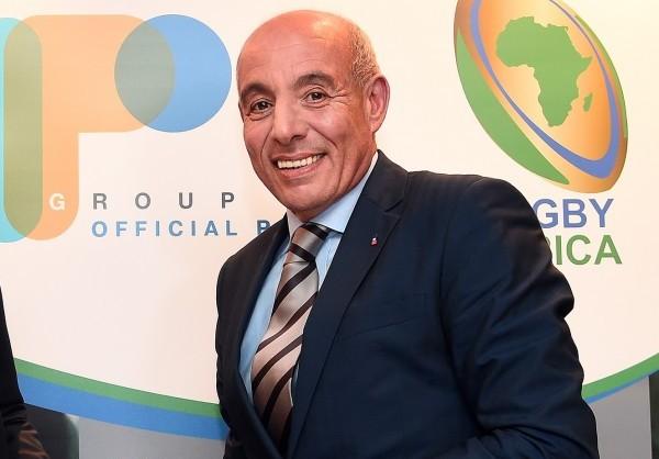 Abdelaziz Bougja rugby afrique