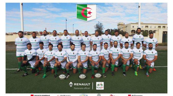 Rugby Tri-nations : finale Maroc-Algérie aujourd'hui à 15h30 !