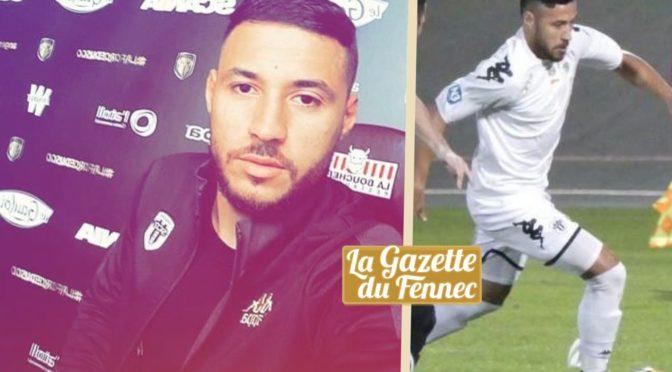 Coupe de la Ligue : Belaïli titulaire ce soir face à Metz !