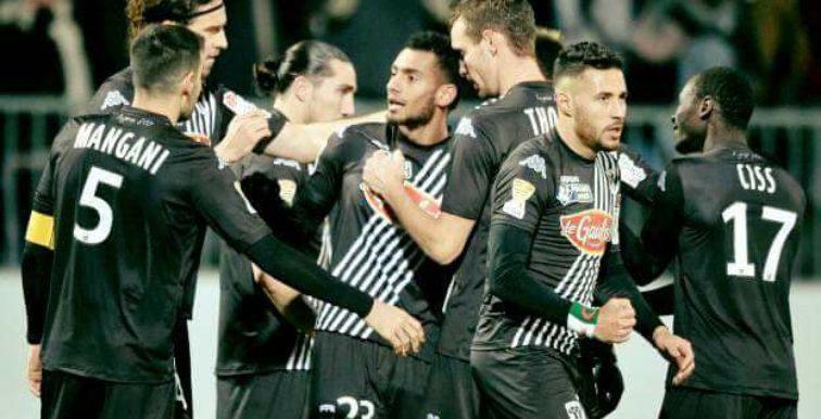 SCO Angers : première apparition de la saison pour Belaïli