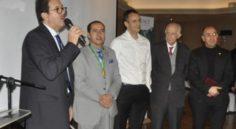 Athlétisme : Noureddine Morceli décoré de l'ordre du mérite olympique