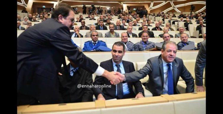 COA : Berraf réagit au départ de Ould Ali