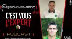 «C'est vous l'Expert» : Bouhenna affiche ses ambitions, entretien avec l'agent FIFA Alexandre Ribeiro !