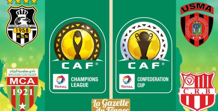 Coupes africaines : le résultat du tirage au sort
