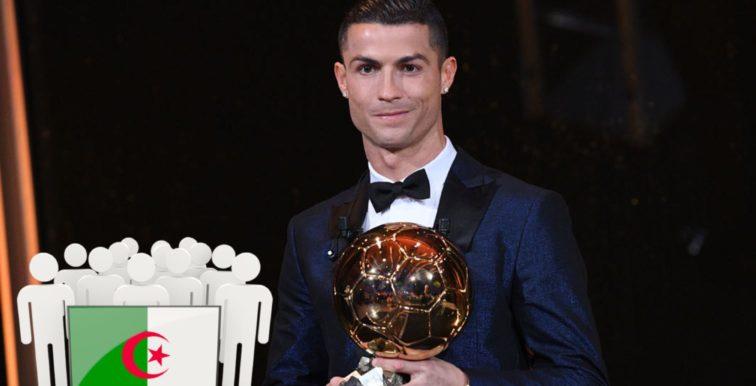 Ballon d'Or 2017 : le vote complet de l'Algérie