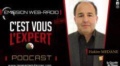 «C'est vous l'Expert» : Hakim Medane s'explique sur la polémique de la FAF !