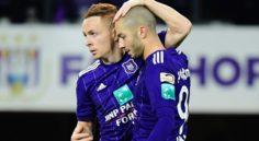 Belgique : Hanni offre une précieuse victoire à Anderlecht (1-0)