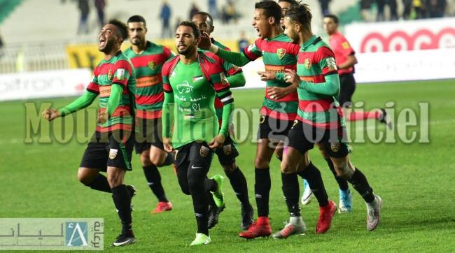 Ligue 1 – 14è journée : le MCA s'impose face à l'USMH (2-0)