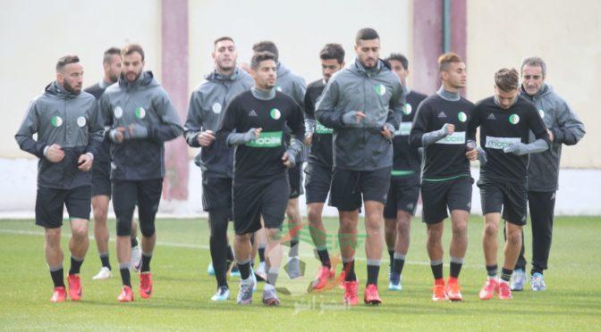 EN A' : Algérie – Rwanda en amical, le 10 janvier en Tunisie !