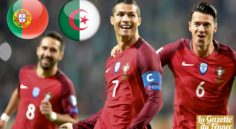 EN : l'Iran et le Portugal en amical