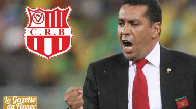 Ligue 1 : le Marocain Rachid Taoussi, cinquième entraineur étranger