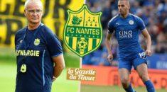 FC Nantes : Ranieri pour sauver le soldat Slimani