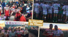 Rugby : L'Algérie s'incline 20-13 face au Maroc et termine 2ème du Tri-nations 2017 !