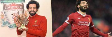 Joueur africain BBC 2017 : l'Égyptien Mohamed Salah succède à Riyad Mahrez