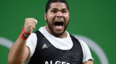Mondiaux 2017 d'haltérophilie : 8ème place pour l'Algérien Walid Bidani