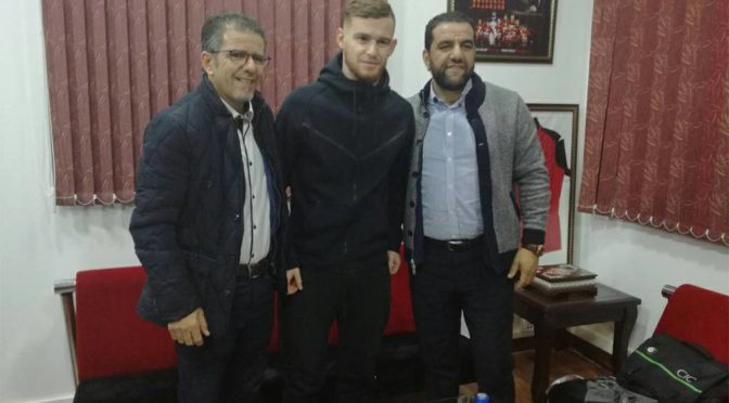 JSK : Ziri Hammar arrive en prêt pour 6 mois
