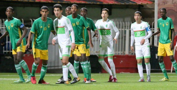 U17 : défaite 1-0 face à la Mauritanie