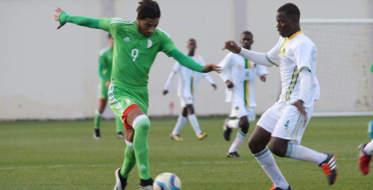 U17 : la Mauritanie en amical ce mardi