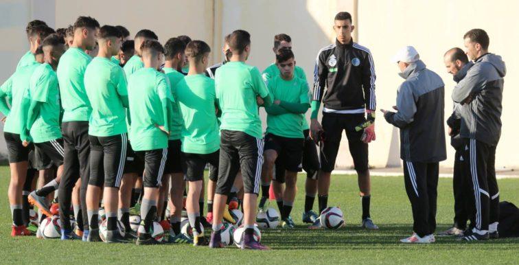U20 : deux matchs amicaux face à la Mauritanie