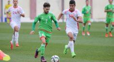U21 : l'Algérie s'incline face à la Tunisie (0-1) en amical à Sidi Moussa