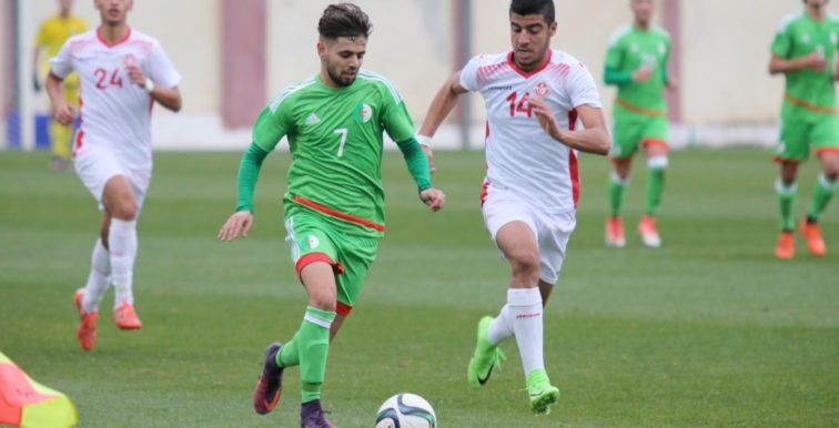 U23 : Tunisie 1–1 Algérie en match amical à Tunis