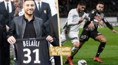Angers : Belaïli est au bord de la rupture avec ses dirigeants !