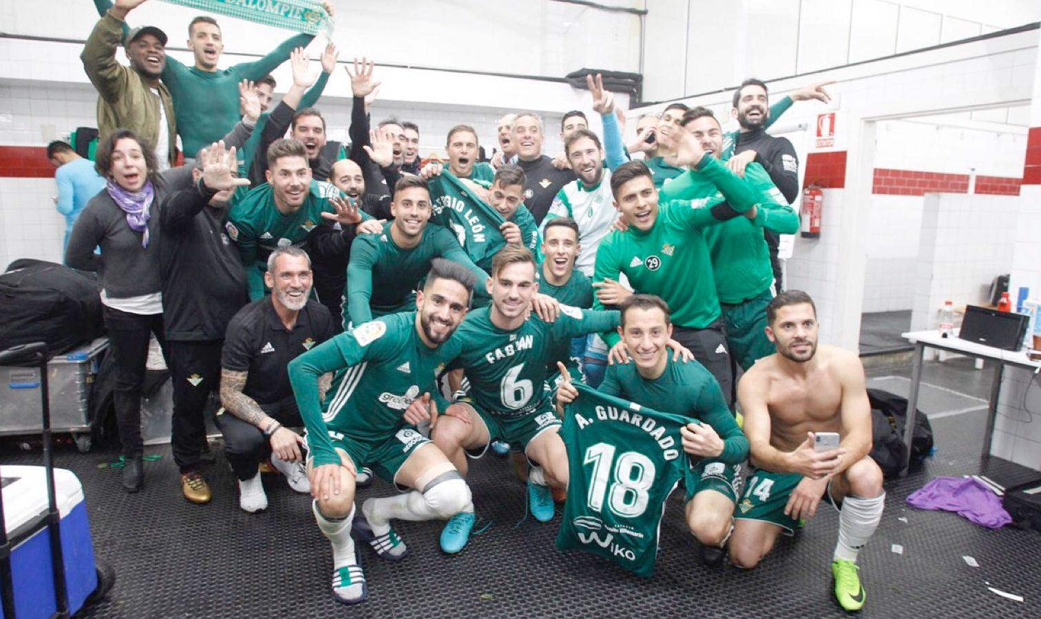 Le Betis s'offre un incroyable derby de Séville — Liga