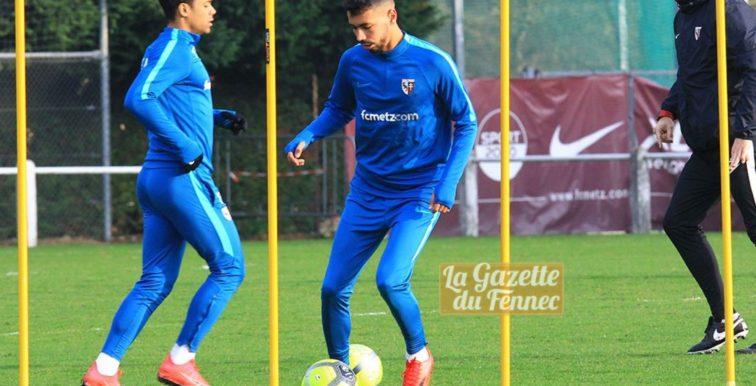 Mercato : Boulaya prêté au FC Metz !