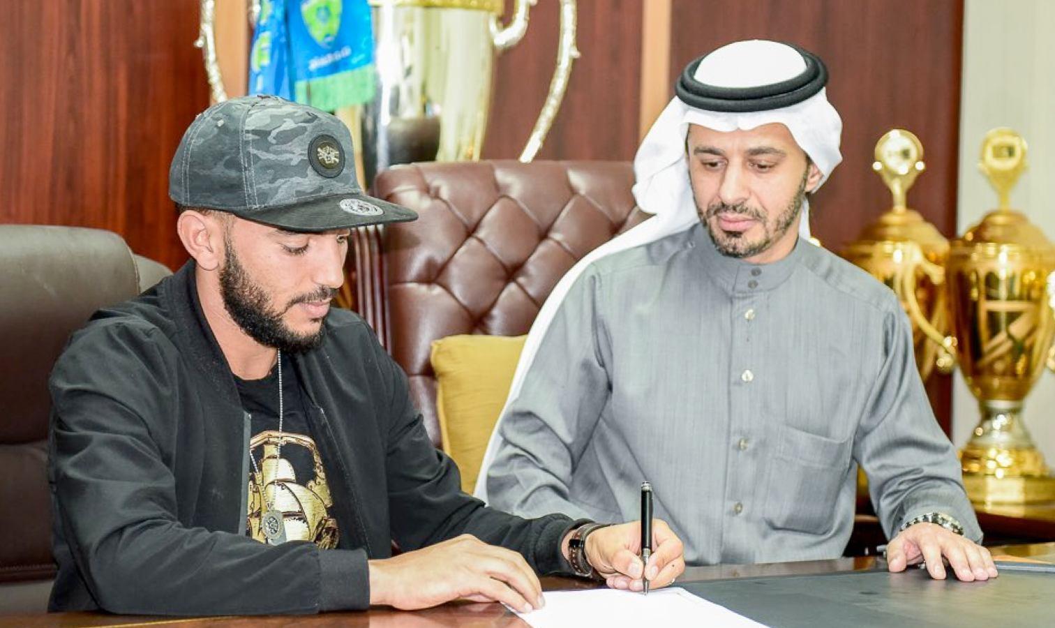 chenihi signature arabie saoudite el fateh