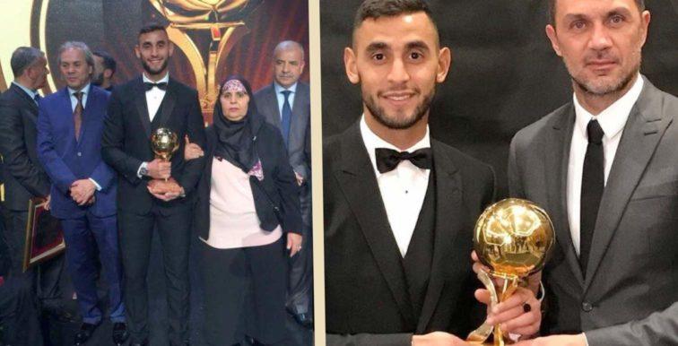 """Maldini : """"Ghoulam a été aussi époustouflant que Mahrez"""""""