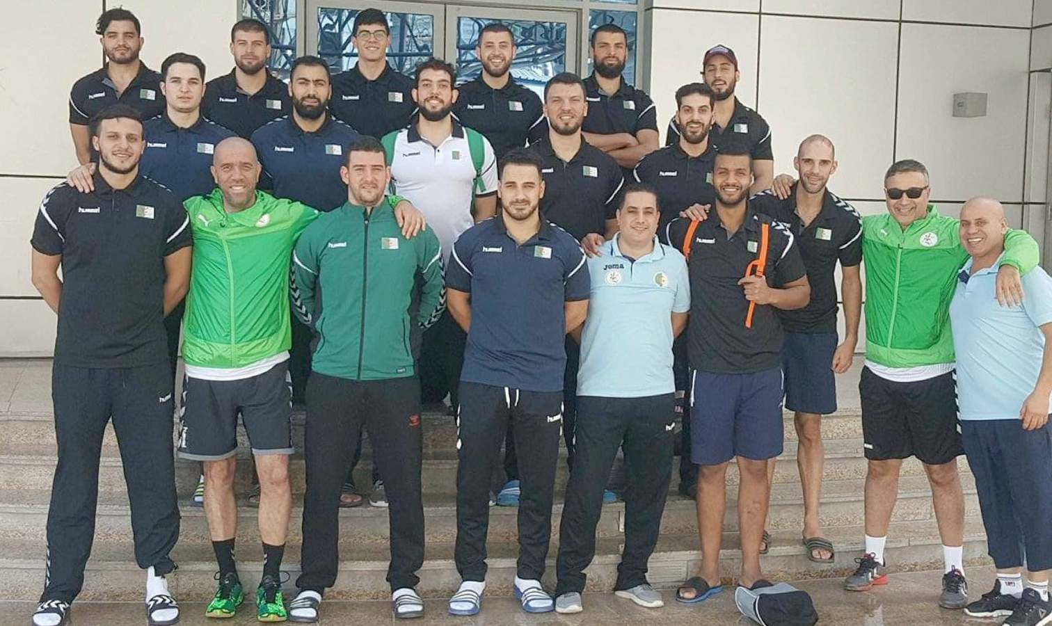 handball selection dz