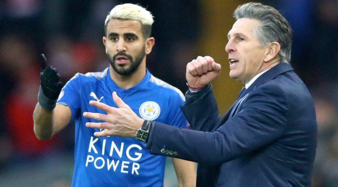 Leicester : Mahrez boude l'entraînement et écope d'une lourde amende !