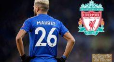 Mercato : Mahrez, actuellement à Dubaï, ne viendra pas à Liverpool ce dimanche