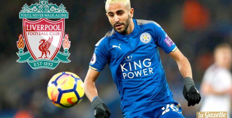 Liverpool : une ancienne vedette critique Klopp au sujet de Mahrez