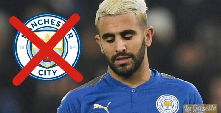 Urgent : Man City abandonne les négociations pour Mahrez !