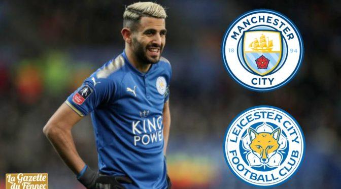 Leicester : Mahrez gagne la sympathie des consultants TV
