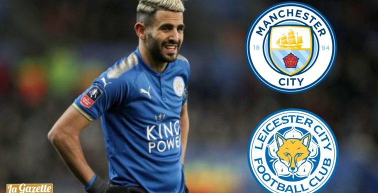 Mercato : Mahrez transféré à Man City avant la fin du mois ?