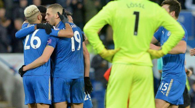 Premier League : Mahrez et Slimani buteurs, Leicester s'impose (3-0)
