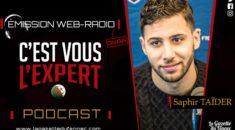 « C'est vous l'Expert » : Saphir Taïder justifie le choix Montréal !