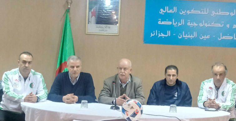 Futsal : stage de formation pour les entraineurs