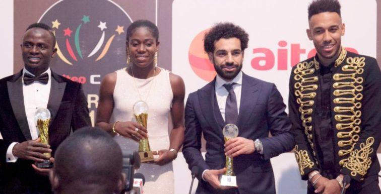 CAF Awards 2018 : Cérémonie le 8 janvier 2019 à Dakar