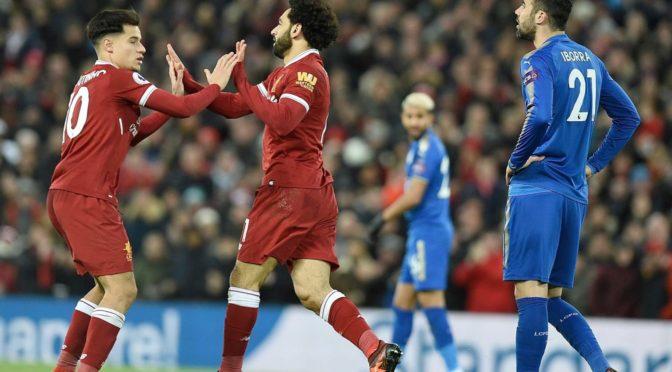 Meilleur footballeur arabe 2017 : Salah succède à Mahrez