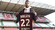 "Farid Boulaya : ""Très heureux d'arriver au FC Metz"""