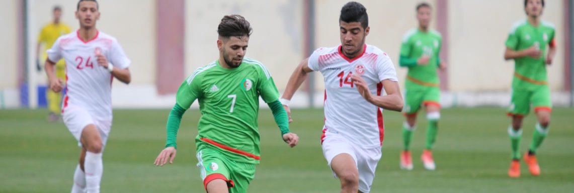 U23 – CAN 2019 : Guinée Équatoriale – Algérie au 2ème tour