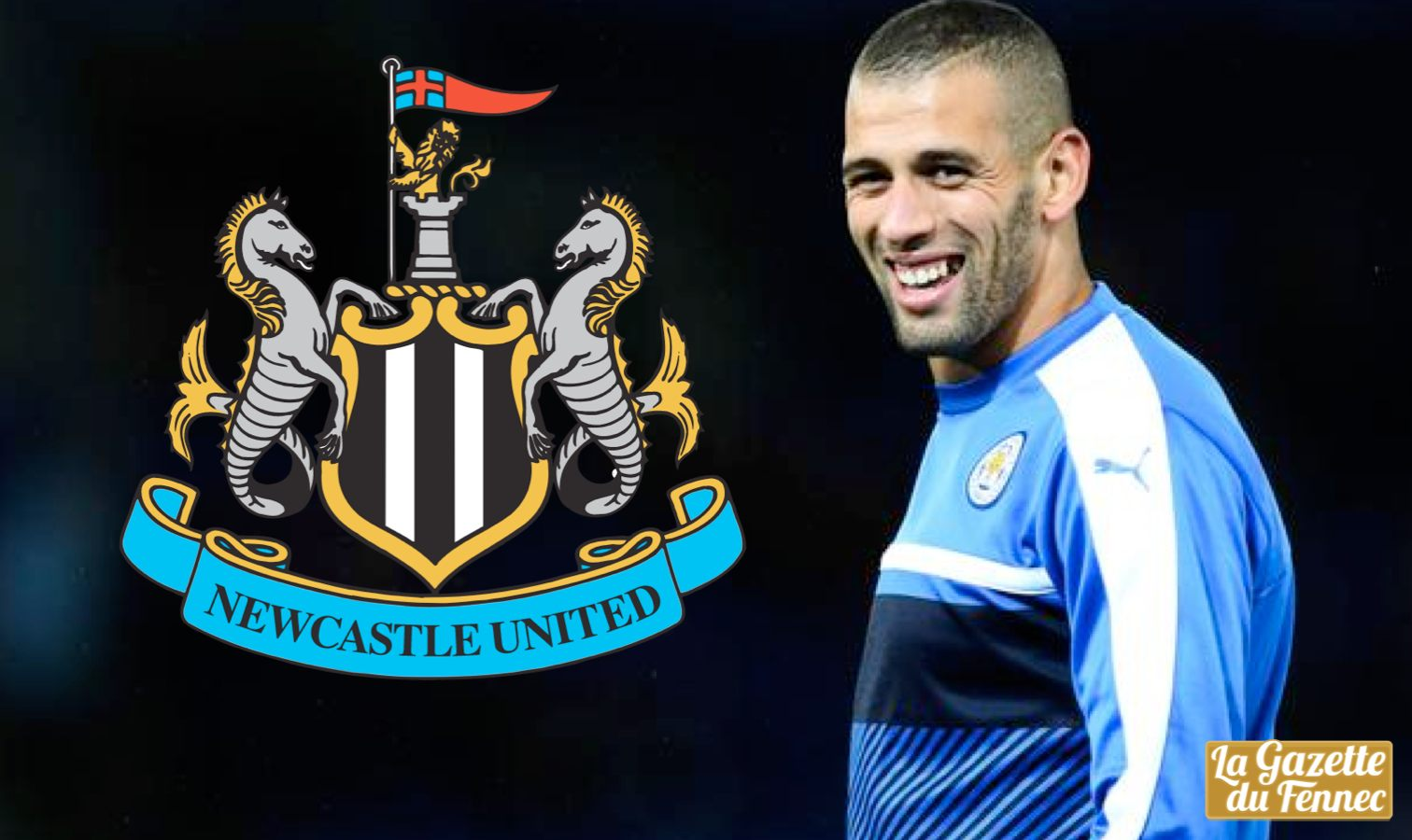 slimani a newcastle