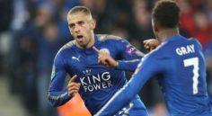 Coupe de la Ligue anglaise : Slimani dans l'équipe type 2018