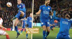 Leicester City : soirée faste pour Mahrez et Slimani !