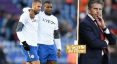 Leicester : Claude Puel ouvre la porte à un départ de Slimani