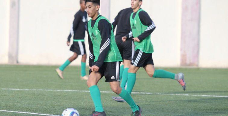 U17 : la sélection en regroupement à Sidi Moussa