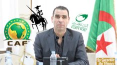 Dossier Ould Zmirli : Zetchi s'attaque à la CAF et dépose un recours !